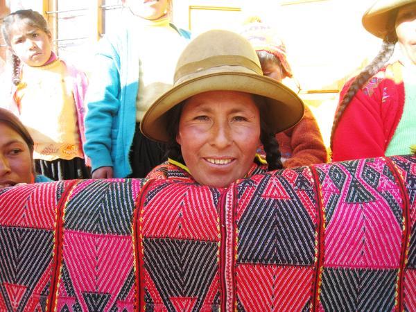 Martina Huaman Apaza