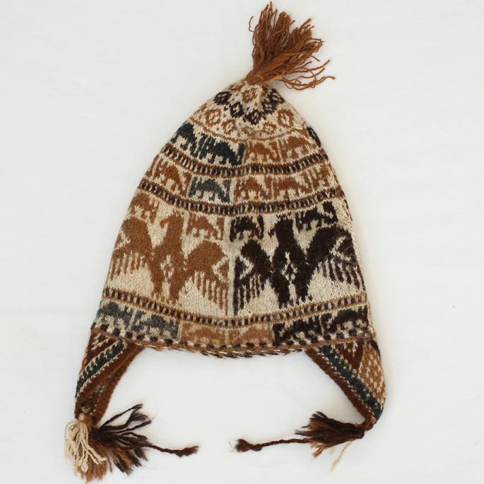 Alpaca Hat / Chullo