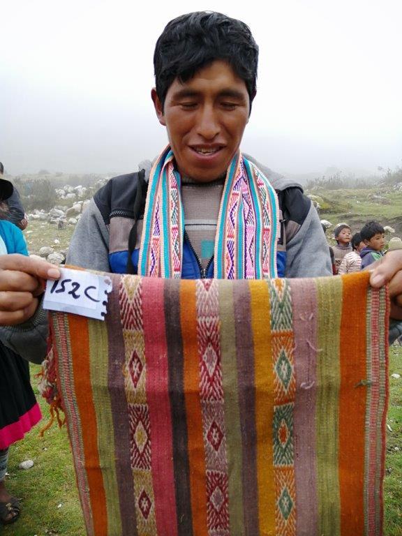 husband of qero weaver
